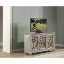Malbec Console Table - Rubbed Gray
