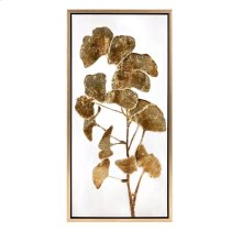 TY Luxe Ginkgo Oil Painting
