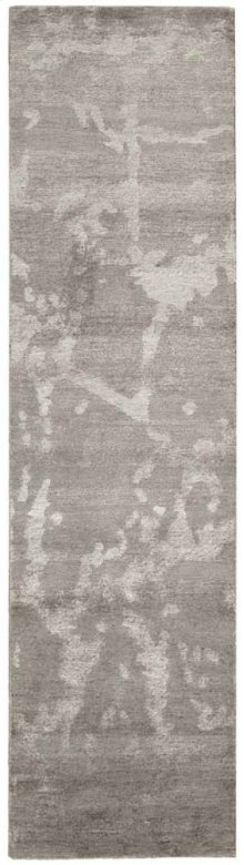 Silk Shadows Sha02 Sil Runner 2'3'' X 8'