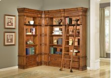 3pc Museum Bookcase Set (9030 & 2-9031)