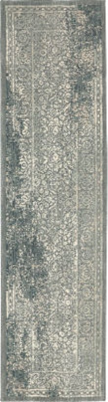 Ayr Willow Grey Runner 2ft 4in X 7ft 10in