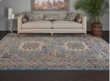Cordoba Crd01 Slate Rectangle Rug 7'10'' X 10'6''