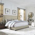 King Panel Bed Set Product Image