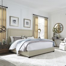 King Panel Bed Set