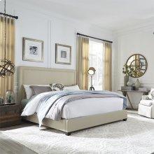 King Panel Bed Set