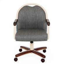Chair Base: Wide (walnut & sand)