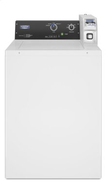 Commercial Top-Load Washer, Coin Slide-Ready