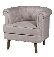 Meghan Tufted Tub Chair