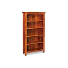 Shenandoah Open Bookcase, Shenandoah Open Bookcase, 5-Adjustable Shelves