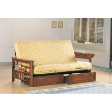 Traditional Oak Futon Frame