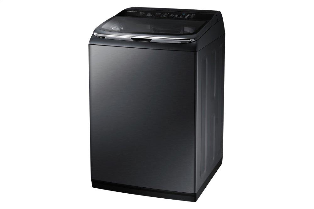 WA50K8600AV Samsung Appliances 5 0 Cu  Ft  Top Load Washer with