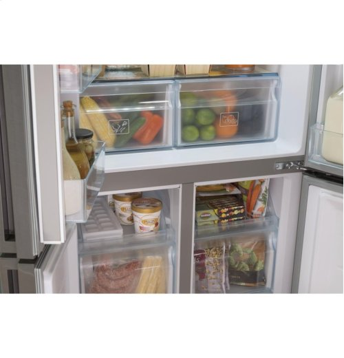 16.4 Cu. Ft. Quad Door Refrigerator