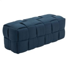 Checks Bench Navy Blue