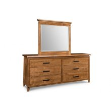 Pemberton 6 Drawer Dresser