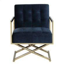 Emerald Home U3806-05-04 Phoenix Accent Chair, Indigo