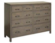 10 Drawer Dresser