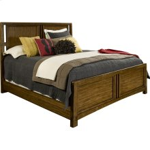 Winslow Park Panel Bed (Queen Size)