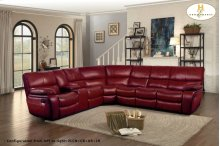Right Side Reclining Love Seat