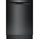 24' Recessed Handle Dishwasher 500 Series- Black Product Image