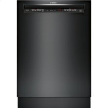 24' Recessed Handle Dishwasher 500 Series- Black