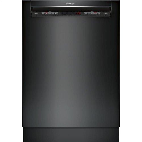 24' Recessed Handle Dishwasher 500 Series- Black