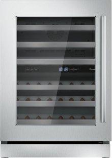 """24"""" UNDER-COUNTER WINE RESERVE WITH GLASS DOOR T24UW910LS"""