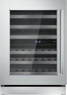 24-Inch Under-Counter Wine Reserve with Glass Door