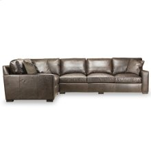 Cameron Sectional - Shalimar Cocoa