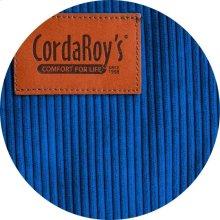 Full Cover - Corduroy - Royal Blue