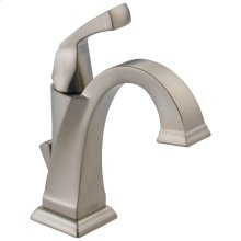 Stainless Single Handle Lavatory Faucet