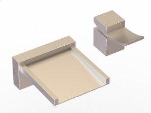 2-Hole Deck Mount Tub Filler - Brushed Nickel Product Image