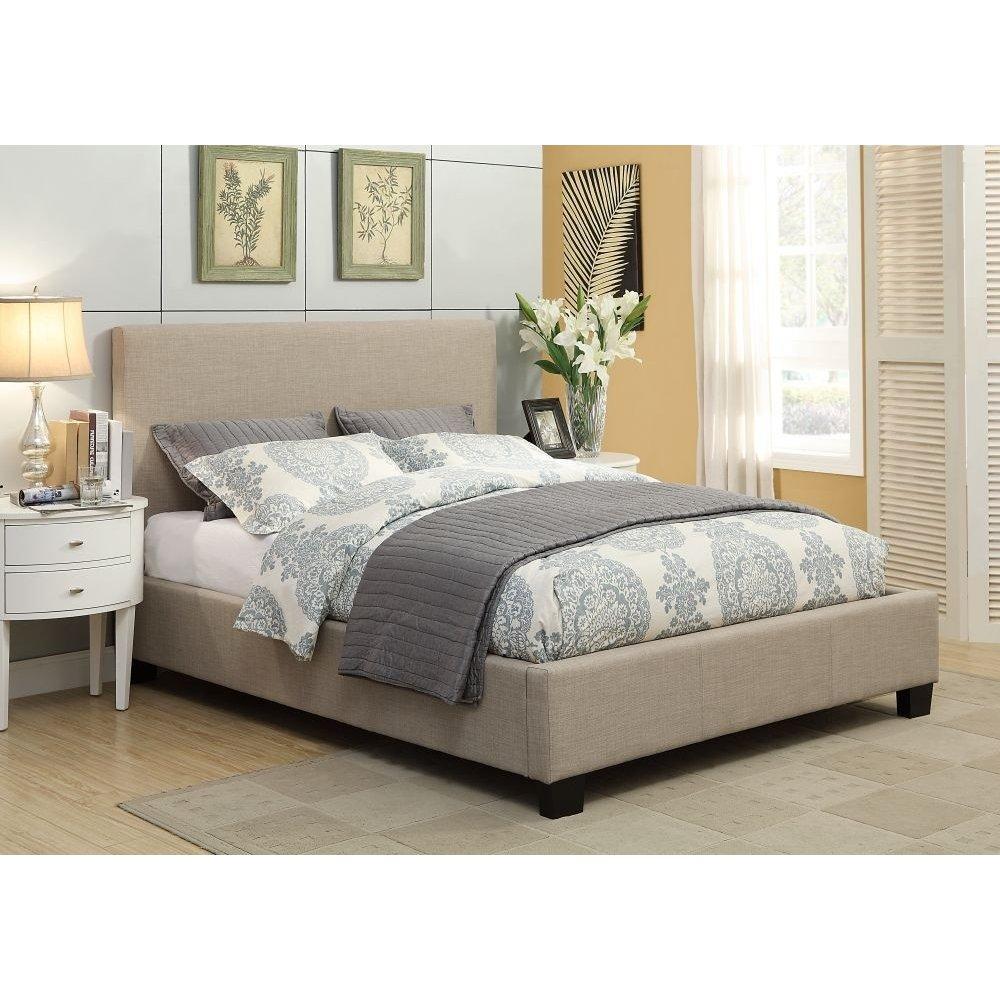 St. Pierre Full Storage Bed