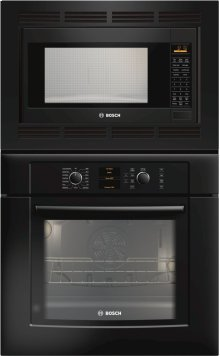 "30"" Combination Wall Oven 500 Series - Black HBL5760UC"