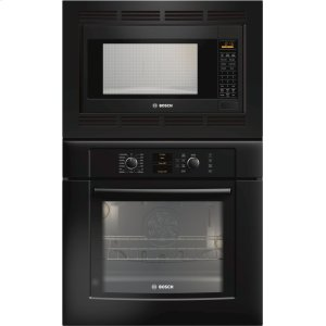 "BOSCH30"" Combination Wall Oven 500 Series - Black HBL5760UC"