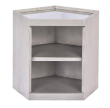 Cate Wood Shelf Bunching Cocktail Table G214C