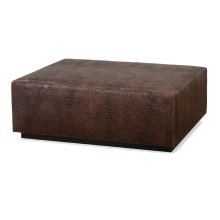 Accent Ottomans & Bench