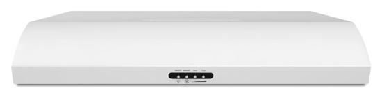 30-Inch Convertible Under-Cabinet Hood 350 CFM - white