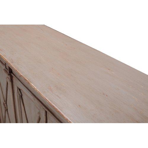 Marksman Sideboard, Bleached Pine