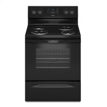 4.8 Cu. Ft. Freestanding Counter Depth Electric Range (This is a Stock Photo, actual unit (s) appearance may contain cosmetic blemishes. Please call store if you would like actual pictures). This unit carries our 6 month warranty, MANUFACTURER WARRANTY and REBATE NOT VALID with this item. ISI 31905
