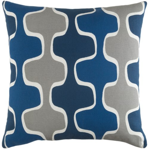 """Trudy TRUD-7126 18"""" x 18"""" Pillow Shell with Down Insert"""