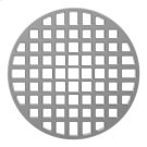 """Forever Brass - PVD 4"""" Round Shower Drain Product Image"""