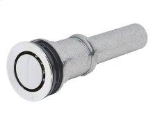 "ZeroDrain® Pop-Down Style Lavatory Drain with 2-1/4"" Diameter Flange"