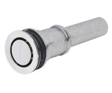 "ZeroDrain® Pop-Down Style Lavatory Drain with 2-1/4"" Diameter Flange"