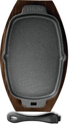 Cast Iron Sizzle Platter