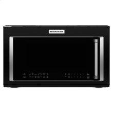 KitchenAid® 1000-Watt Convection Microwave Hood Combination - Black