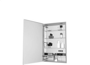 Decorative Cabinet with Bleached Oak Glass Door Product Image