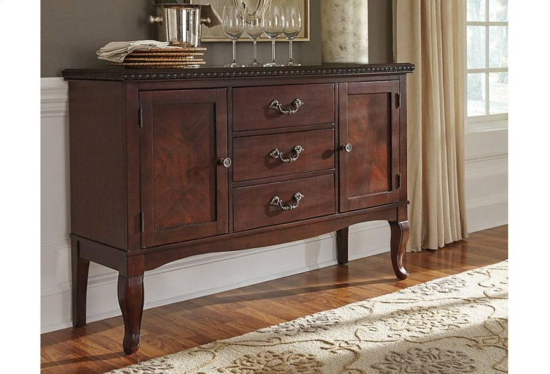 D57860 in by Ashley Furniture in Orange, CA - Dining Room Server