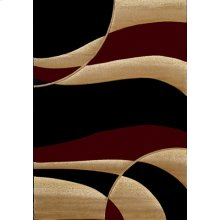 Contours Avalon Burgundy Rugs