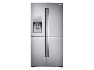 22 cu. ft. Counter Depth 4-Door Flex Food Showcase Refrigerator with FlexZone Product Image