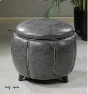 Linford, Storage Ottoman Product Image